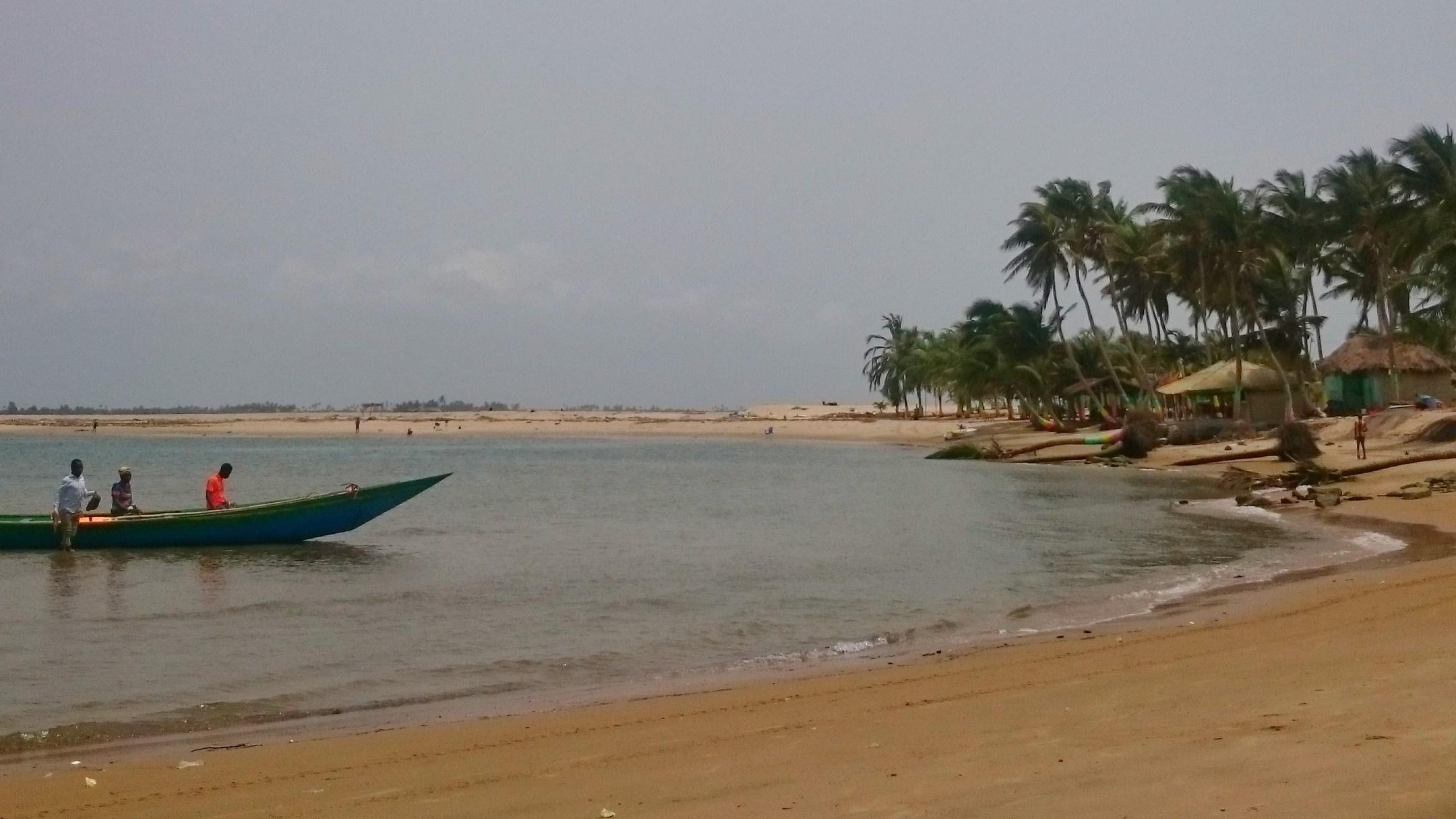 Auslandspraktikum Ghana