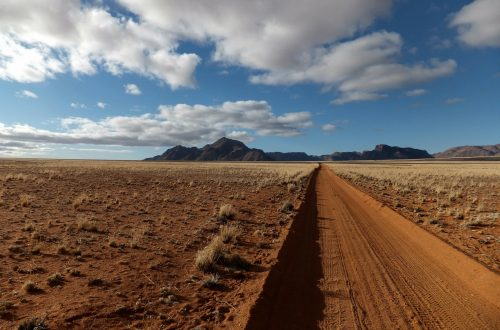 Namibia Auslandsprogramm BLLV