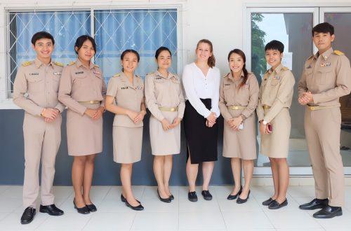 Auslandspraktikum Thailand BLLV